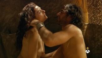 Ana de Armas hot see through Nathalie Poza and others nude too - Hispania, la leyenda S01E1-2 (ES-2010) (8)