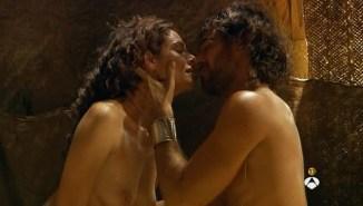 Ana de Armas hot see through Nathalie Poza and others nude too - Hispania, la leyenda S01E1-2 (ES-2010) (6)