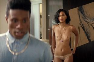 Chanel Iman nude topless - Dope (2015) HD 1080p BluRay (5)