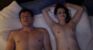 Emily Hampshire nude and sex - All The Wrong Reasons (2013) (7)
