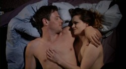 Emily Hampshire nude and sex - All The Wrong Reasons (2013) (3)