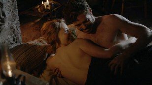 Holliday Grainger hot sexy some sex but not nudity - Lady Chatterley's Lover (UK-2015) hd720p