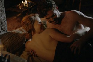 Holliday Grainger hot sexy some sex but not nudity - Lady Chatterley's Lover (UK-2015) hd720p (10)