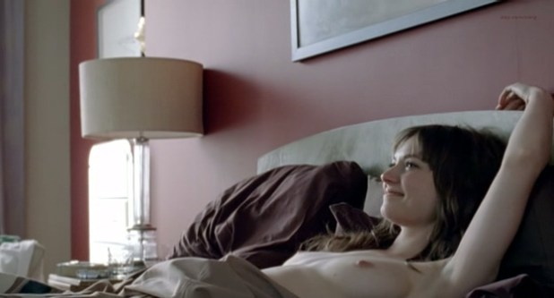 Holliday Grainger nude and Lydia Wilson nude sex - Any Human Heart (UK-2010) (14)