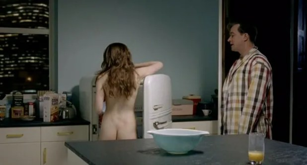 Holliday Grainger nude and Lydia Wilson nude sex - Any Human Heart (UK-2010) (5)