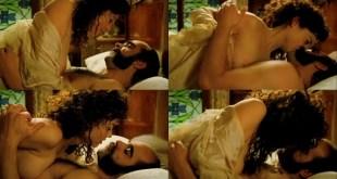 Leonor Watling nude brief boobs - Inconscientes (ES-2004)