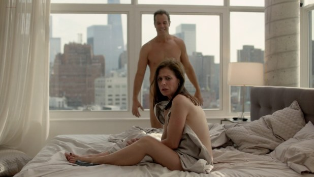 Maura Tierney nude sex - The Affair S02E01 (2015) HD 720p (7)