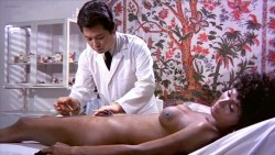 Ajita Wilson nude Tina Aumont nude and other nude too - La princesa nuda (IT-1976) (6)