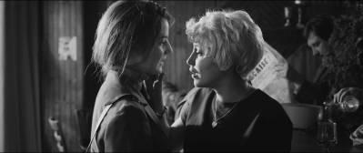Esther Garrel nude brief side boob and Leïla Bekhti hot - L'astragale (FR-2015) HD 1080p (4)