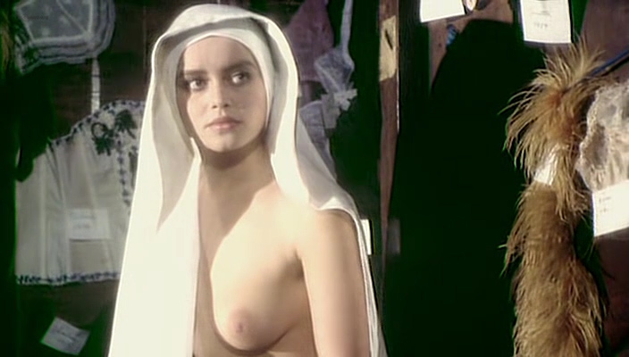 Gloria Guida nude bush and Femi Benussi nude- La novizia (IT-1975) (6)