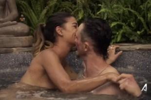 Jessica Szohr hot sexy and wet – Kingdom (2015) s2e3
