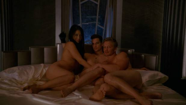 Lady Gaga butt in thong Chasty Ballesteros hot – American Horror Story s05e01 (2015) HD 1080p (5)