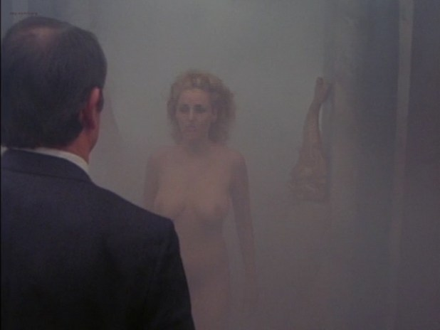 Virginia Madsen nude full frontal - Gotham (1988) (12)