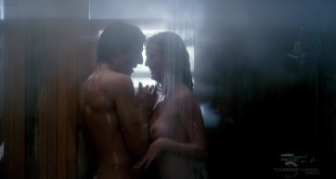 Virginia Madsen nude in the shower and Mariel Hemingway nude - Creator (1985) HDTV 720p (4)