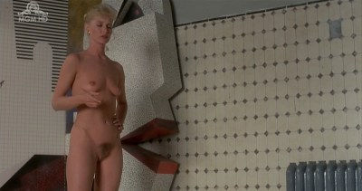 Lisa Niemi nude full frontal and Virginia Madsen hot - Slam Dance (1987) HDTV1080p (4)