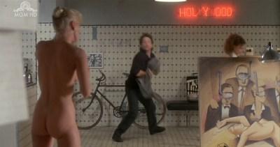 Lisa Niemi nude full frontal and Virginia Madsen hot - Slam Dance (1987) HDTV1080p (12)