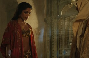 Freida Pinto hot and sexy – Day of the Falcon (2011) HD 1080p BluRay