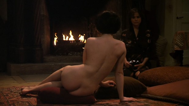 Lena Olin nude butt Juliette Binoche nude other's nude too -The Unbearable Lightness of Being (1988) HD 720p WEB-DL (2)