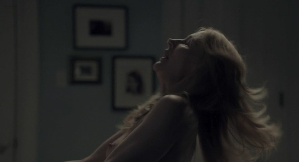 Patricia Clarkson nude brief boobs – Learning to Drive (2014) HD 1080p BluRay (2)