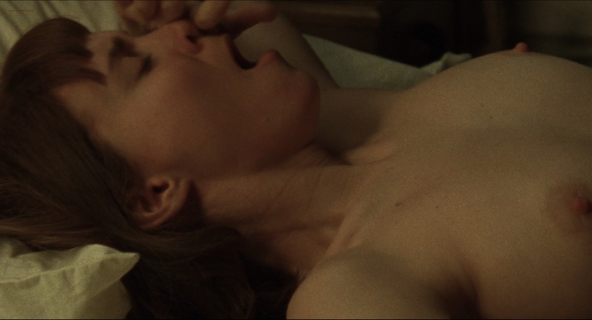 Cate Blanchett nude and Rooney Mara nude topless and lesbian sex - Carol (2015) HD 1080p BluRay (3)