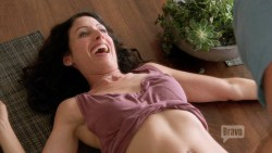 Lisa Edelstein nude butt and sex Beau Garrett and Necar Zadegan hot – Girlfriends Guide to Divorce s02e04 (2015) HD 1080p (8)