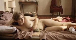 Marie Tourell Søderberg nude bush sex threesome - Steppeulven (DK-2014) HD 1080p WEB-DL (32)