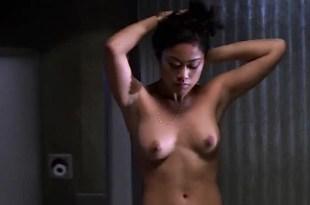 Tara Subkoff nude topless, Tiffany Limos nude butt and sex other's nude too –  Teenage Caveman (2001)
