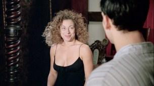 Alex Kingston nude full frontal Kate Hardie nude - Croupier (1998) HD 1080p BluRay (15)