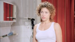Alex Kingston nude full frontal Kate Hardie nude - Croupier (1998) HD 1080p BluRay (13)