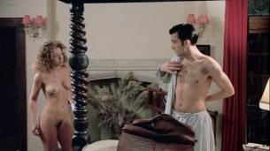 Alex Kingston nude full frontal Kate Hardie nude - Croupier (1998) HD 1080p BluRay (4)