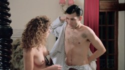 Alex Kingston nude full frontal Kate Hardie nude - Croupier (1998) HD 1080p BluRay (3)