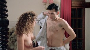 Alex Kingston nude full frontal Kate Hardie nude - Croupier (1998) HD 1080p BluRay (3)