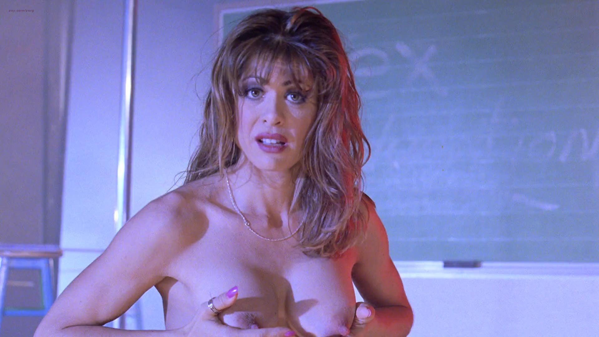 Tonie Perensky Naked
