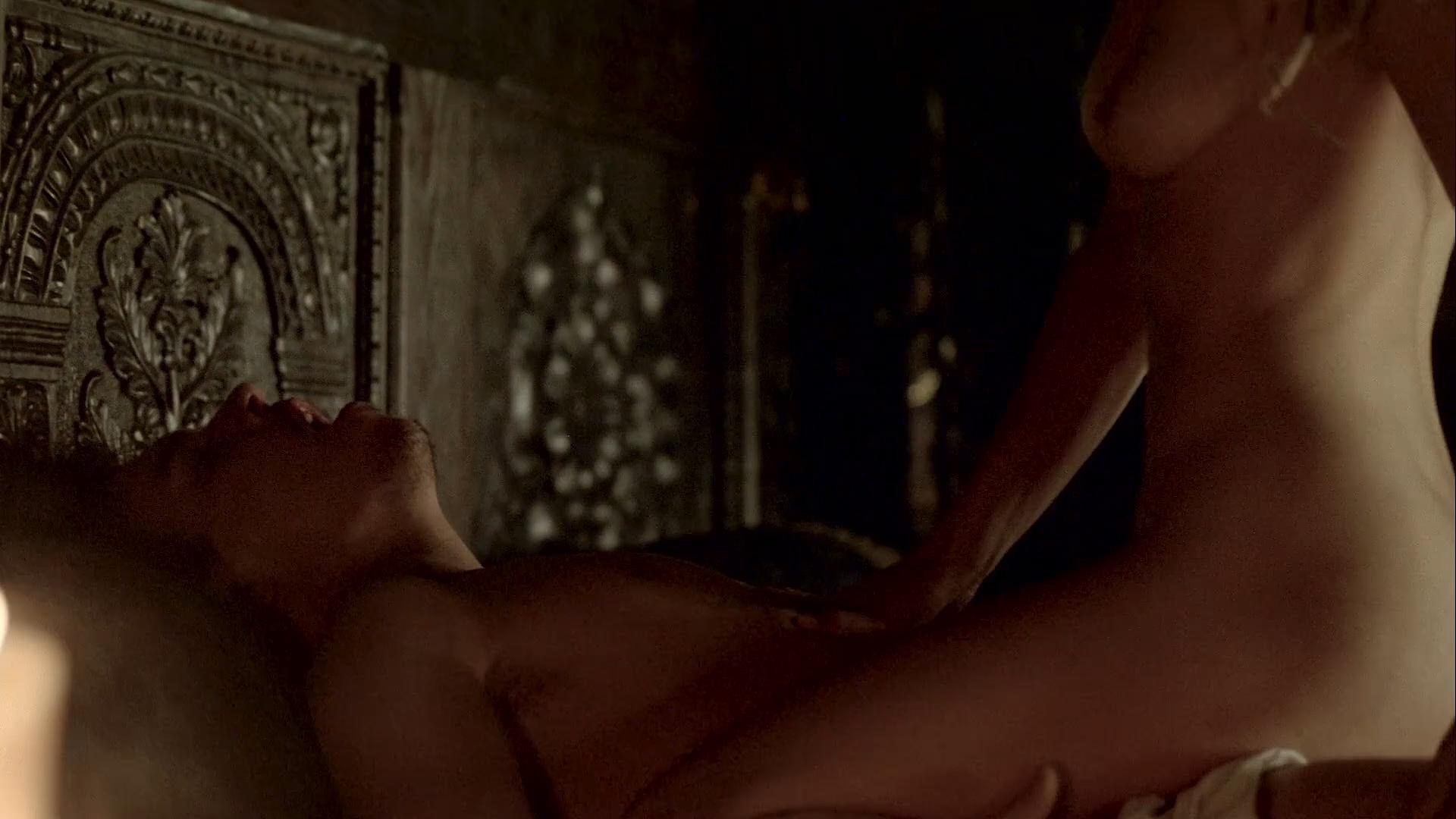 Henry cavill sex scene in the tudors