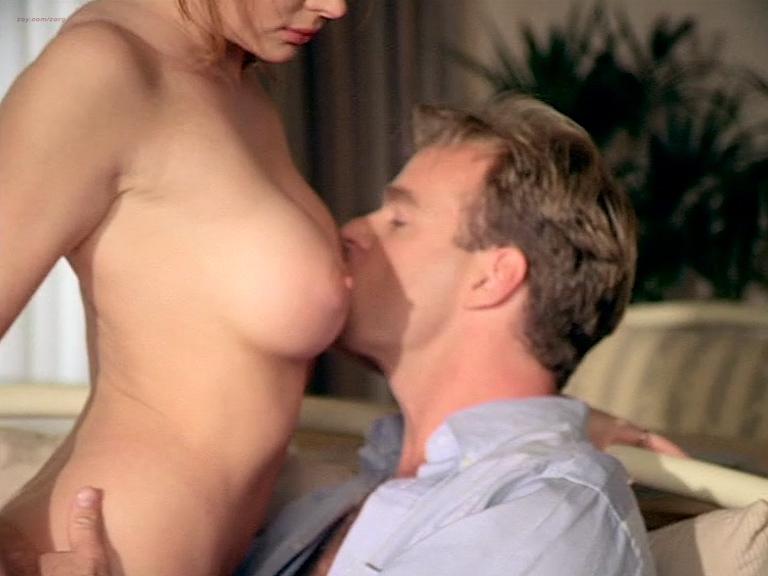 Cinzia Roccaforte nude butt and nude huge boobs, Lisa Comshaw nude sex - La Iena (1997) (14)