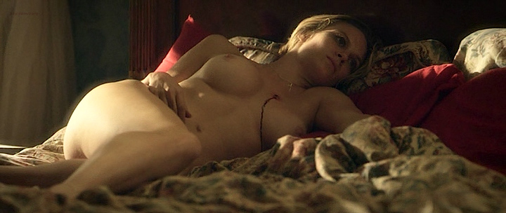 Danielle Savre nude topless and sex - Adulterers (2015) (2)