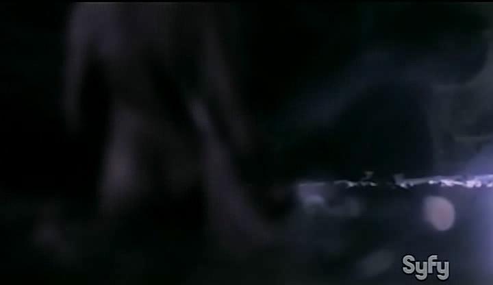 Eliza Dushku hot and wet - Open Graves (2009) (6)