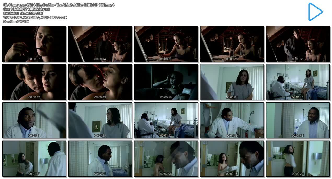 Eliza Dushku nude brief topless - The Alphabet Killer (2008) HD 1080p BluRay (8)
