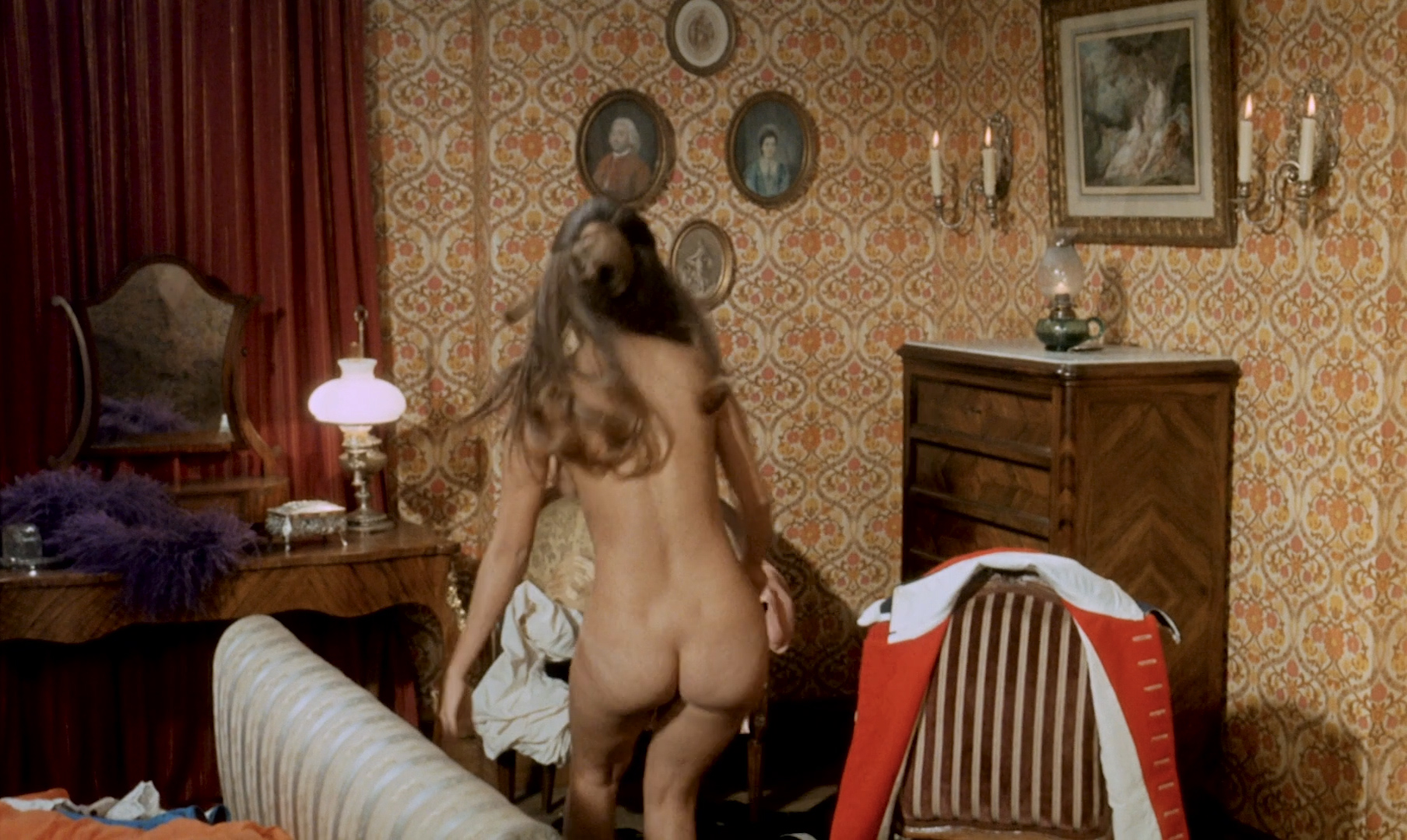 Françoise Pascal nude sex Caroline Yates and Yutte Stensgaard nude too - Burke and Hare (UK-1972) HD 1080p BluRay (22)