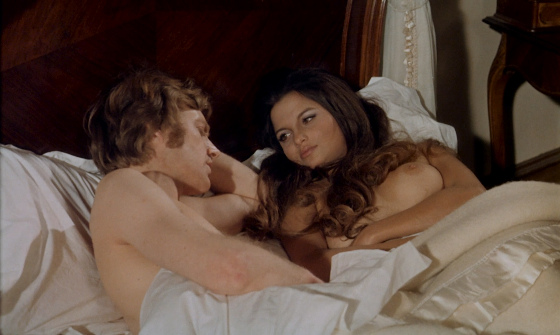 Françoise Pascal nude sex Caroline Yates and Yutte Stensgaard nude too - Burke and Hare (UK-1972) HD 1080p BluRay (4)