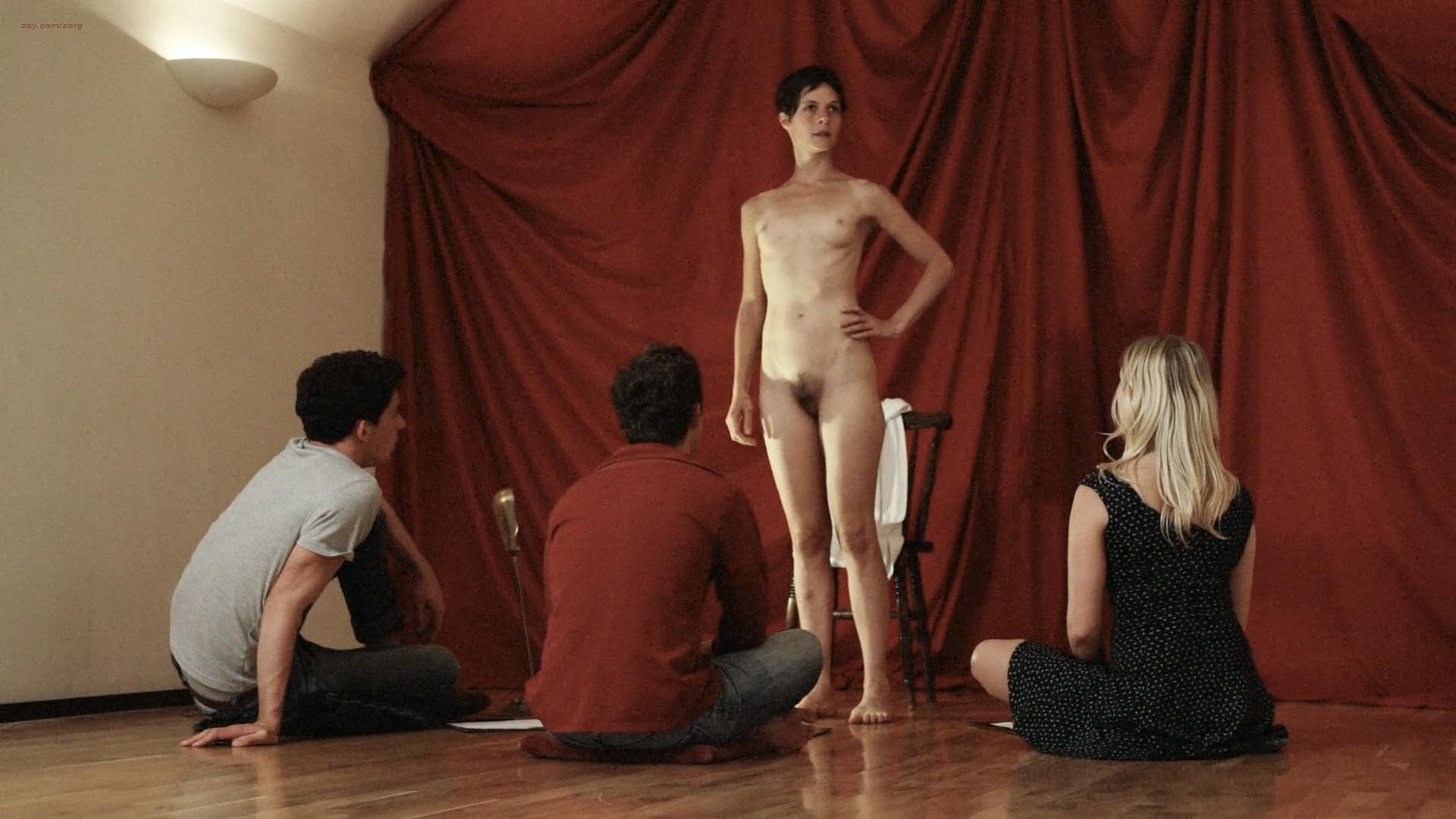 Hannah Arterton nude sex and Rea Mole nude full frontal - Amorous (UK-2014) HD 1080p BluRay (14)