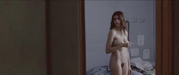 Irene Azuela nude full frontal, bush and sex - Las Oscuras Primaveras (MX-2014) (5)