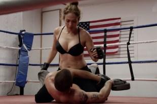 Jennifer Lopez hot cleavage - Shades of Blue (2016) S01E01 HDTV 1080p (4)