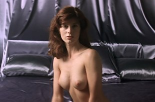 Mia Sara nude topless and sex and Laura Murdoch nude bush and nude boobs – Timecop (1994) HD1080p (1)