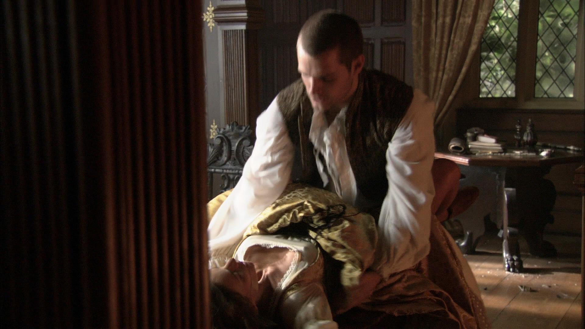 Natalie Dormer hot sex and Gabrielle Anwar hot - The Tudors (2007) S01E05 HD 1080p (11)