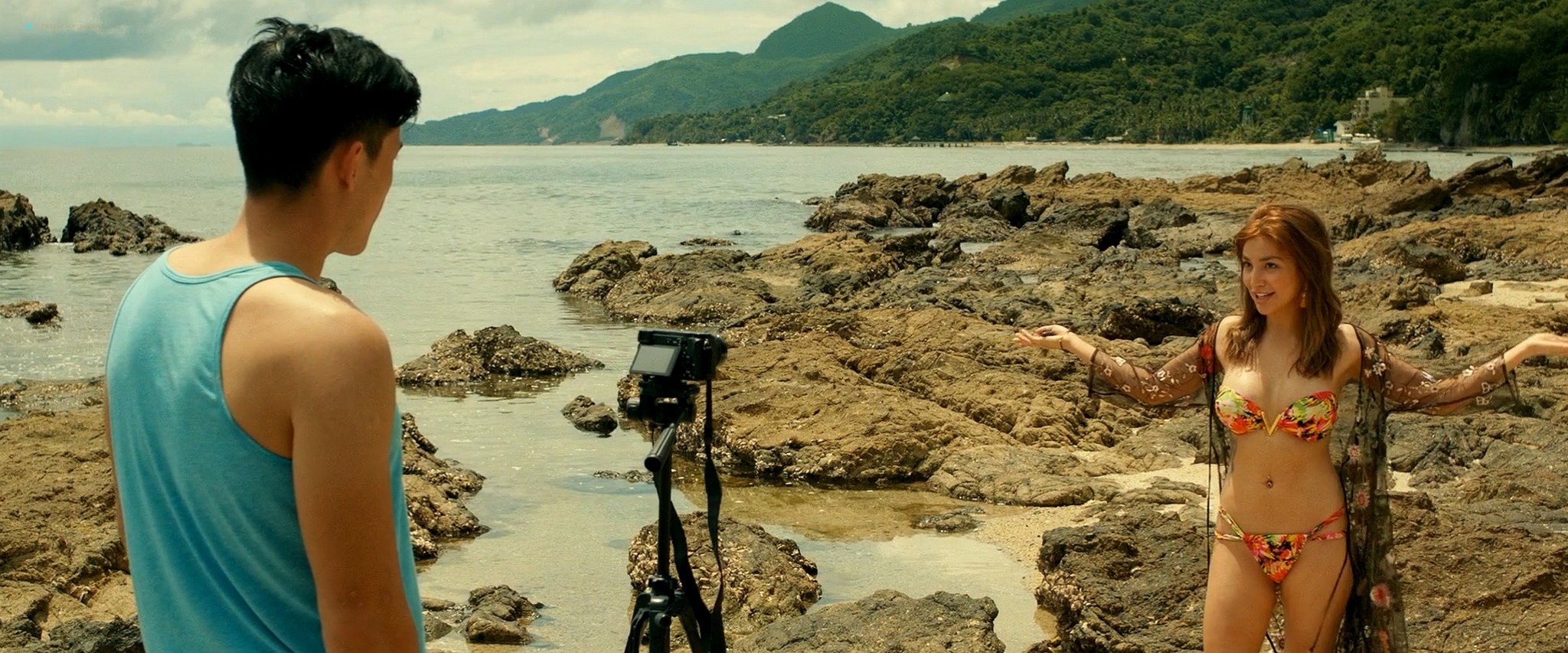 Nathalie Hart nude topless and sex - Sin Island (2018) HD 1080p Web (1)