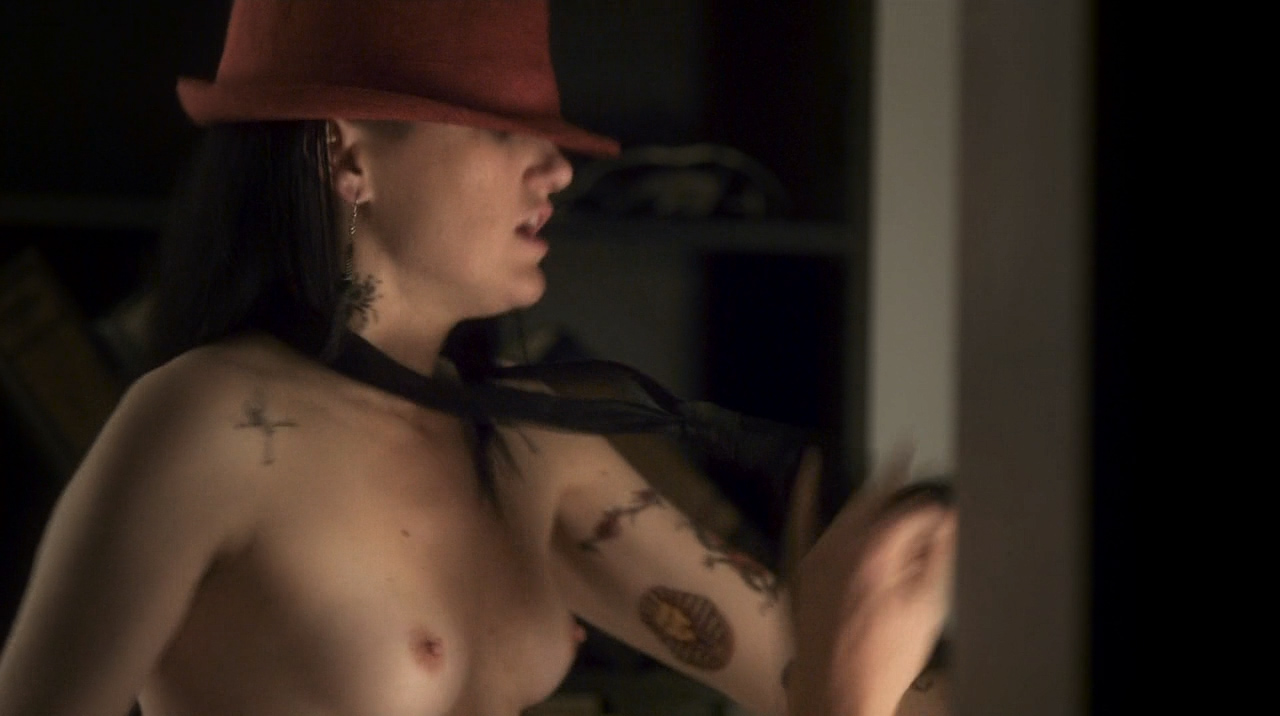 Sally Golan nude sex and Elizabeth Brissenden nude too -The Girl's Guide to Depravity (2012) s1e9 HDTV 720p (1)