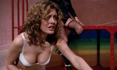Susan Sarandon hot and sexy and Nell Campbell nude nipple slip - The Rocky Horror Picture Show (1975) HD 1080p BluRay (2)
