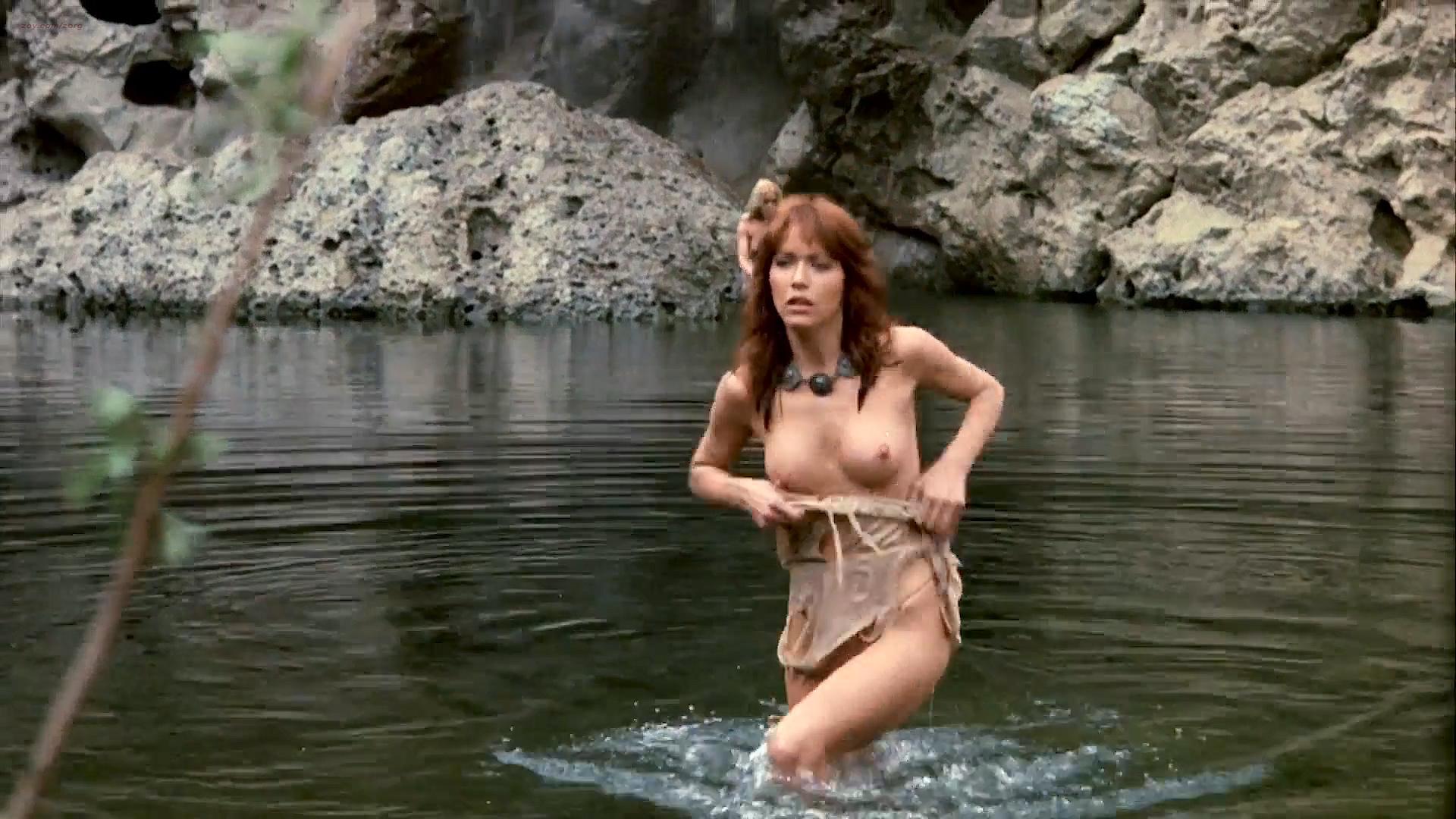 Tanya roberts topless