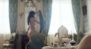 Tuppence Middleton nude butt and nude boobs - War & Peace (UK-2016) s1e3 HD 1080p